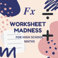How to Mathematics Worksheets in Minutes!